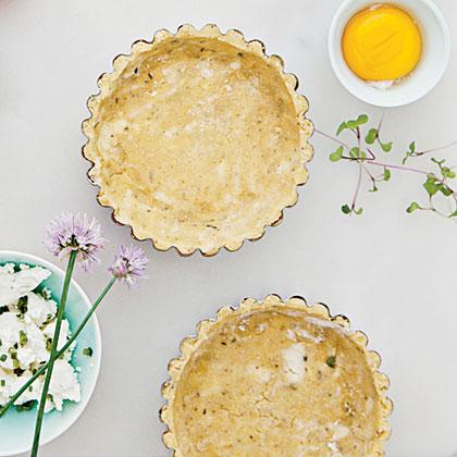 Savory Gluten-Free Tart Crust Recipe