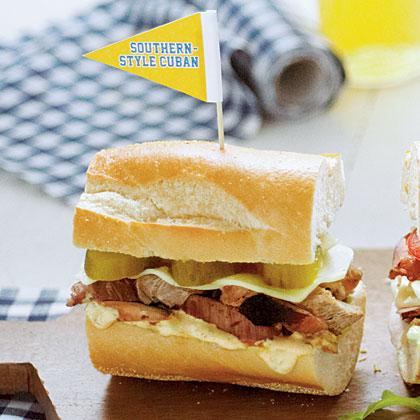 Southern-Style Cuban Sandwiches