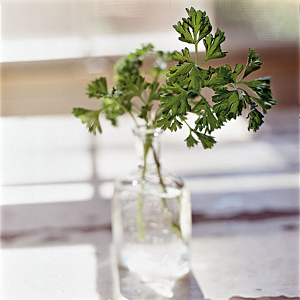 Parsley Jar