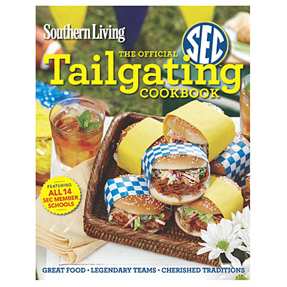 The Official SEC Tailgating Cookbook Cover