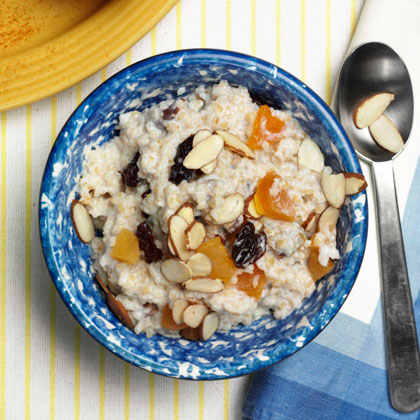 <p>Breakfast Bulgur Porridge</p>