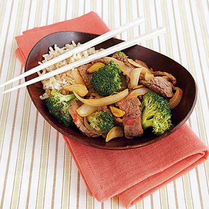 Beef and BroccoliRecipe