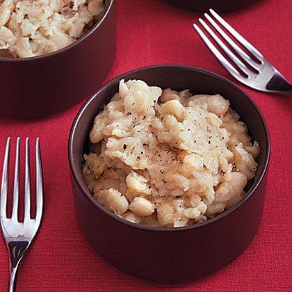 Creamy Cannellini Beans with Garlic and Oregano Recipe