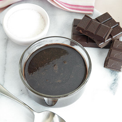 Dark Chocolate Sauce Recipe
