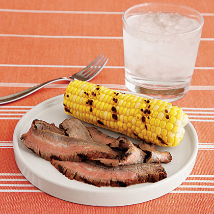 Ginger-Soy Flank Steak