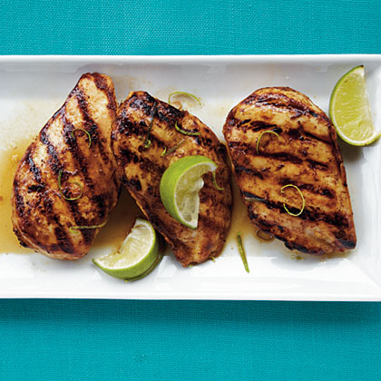 Honey-Lime ChickenRecipe