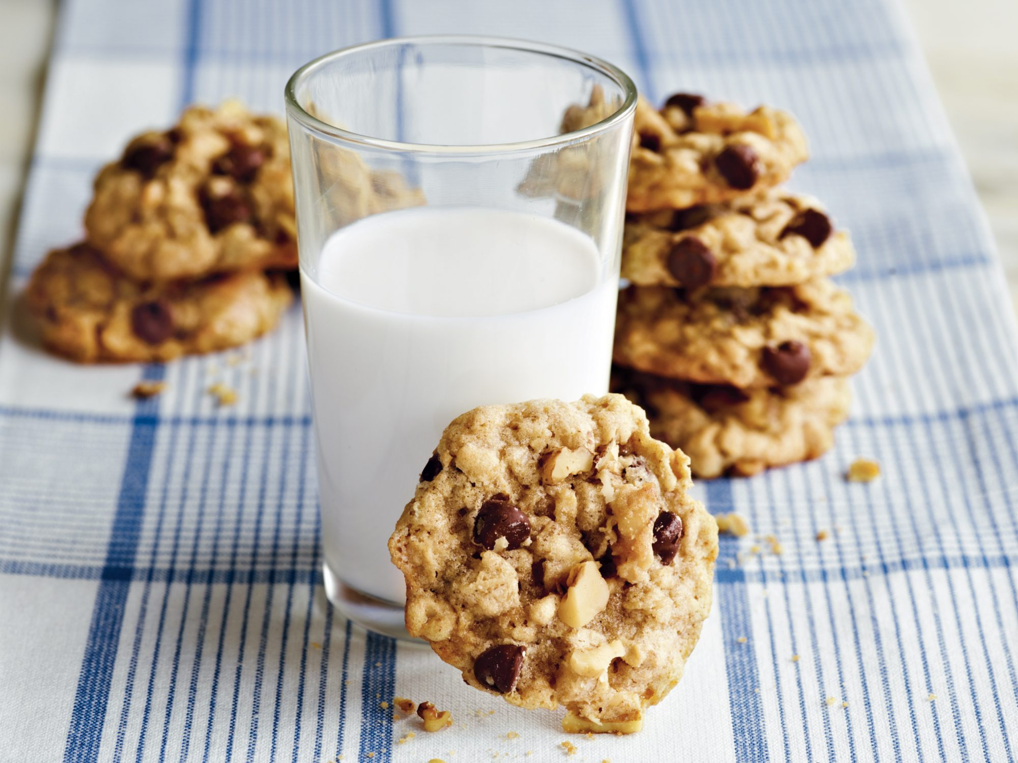 Kitchen Sink Oatmeal Cookies