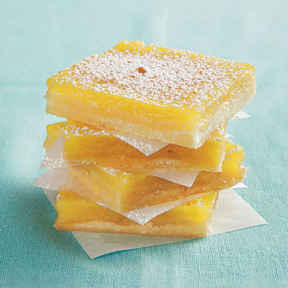 My Favorite Lemon Bars