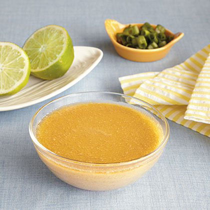 Peanut-Lime Dressing Recipe