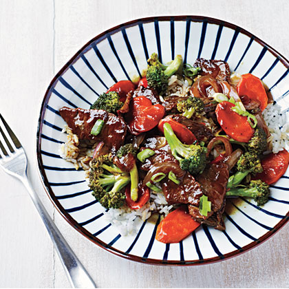 Beef and Broccoli BowlRecipe