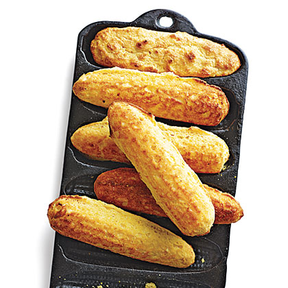 Corn Bread SticksRecipe