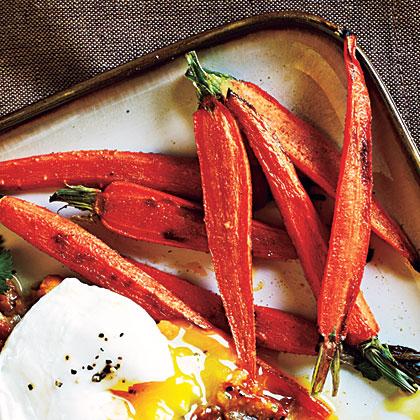 Cumin-Scented Carrots Recipe