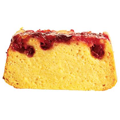Kumquat-Cranberry Cornmeal Loaf