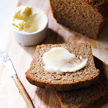 True Whole-Wheat Bread