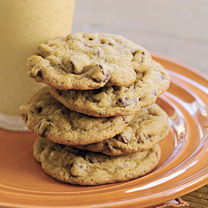 Cook The Book: All-Time Favorite Chocolate Chip Cookies
