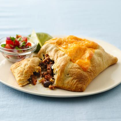 Big Beefy Bean Hand Pies Recipe Myrecipes