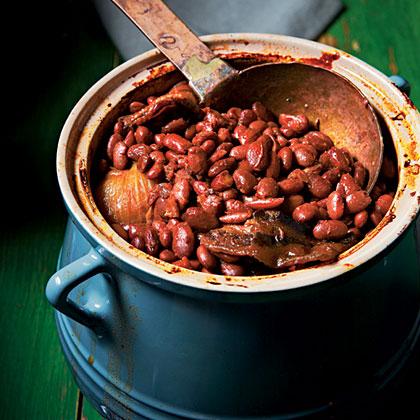 Appalachian Cider Baked Beans