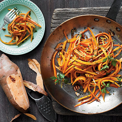sl-Sweet Potato Fettuccine