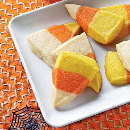 Halloween Cookie Bites