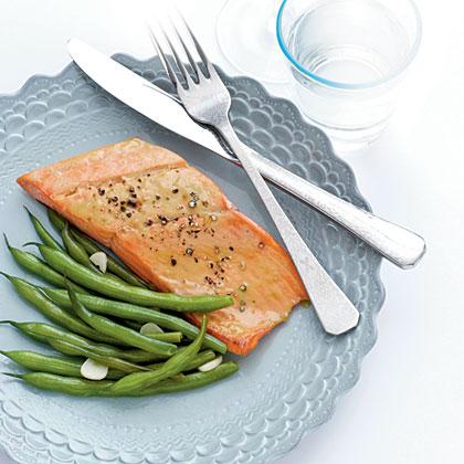 Honey-Mustard Salmon Recipe