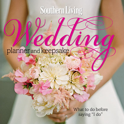 <p>Southern Living Wedding Planner and Keepsake</p>