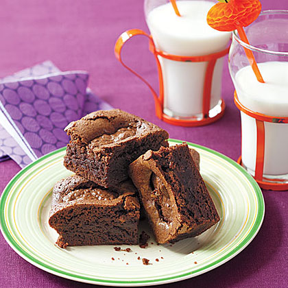 Almond Joy Brownies