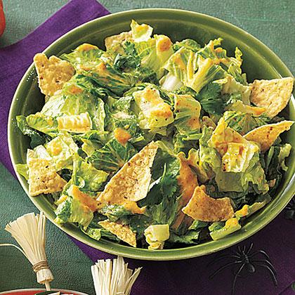 South of the Border Caesar Salad