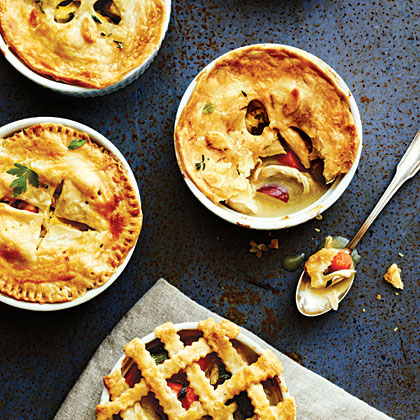 Old Fashioned Chicken Potpie