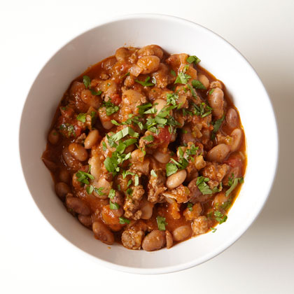 <p>Chili from Scratch</p>