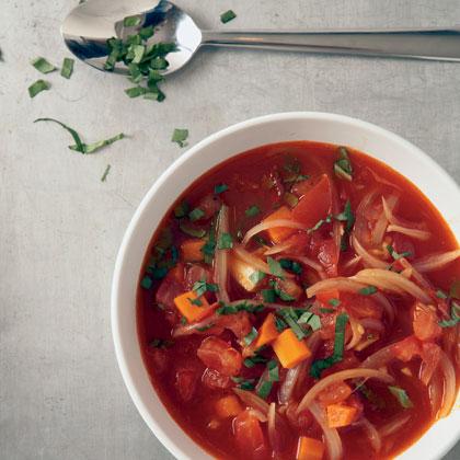 <p>Tomato Soup</p>
