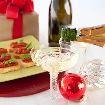 5 Simple Appetizers for Sparkling Wines