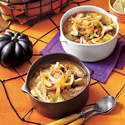 Chicken-Tortilla Soup