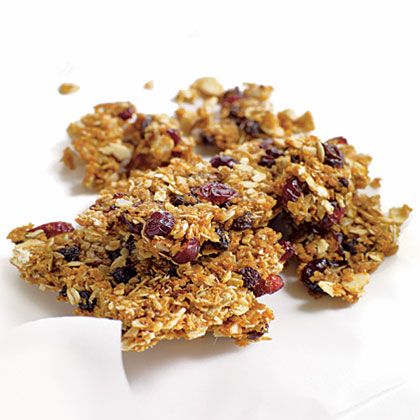 Molasses-Almond Granola