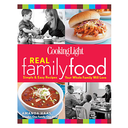 CL Real Family Food Cover