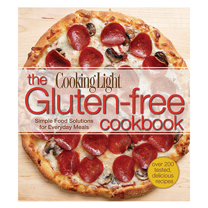 Gluten-Free Cookbook Cover