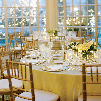 Wedding Reception IdeasWhen the ceremony ends, the party begins. Give your matrimonial menus a twist with these food-focused reception ideas.