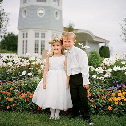 Kid-Friendly Wedding Ideas