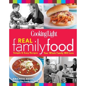 New Cookbook: Real Family Food