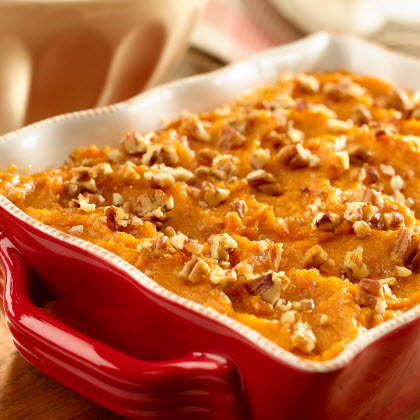 Sweet Potato Prailine Bake Recipe