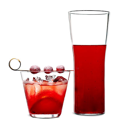 Cranberry Shrub Recipe