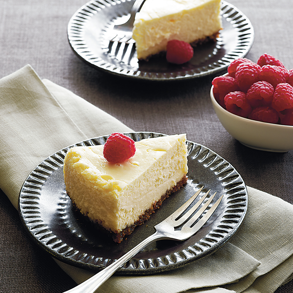 Amaretti Cheesecake
