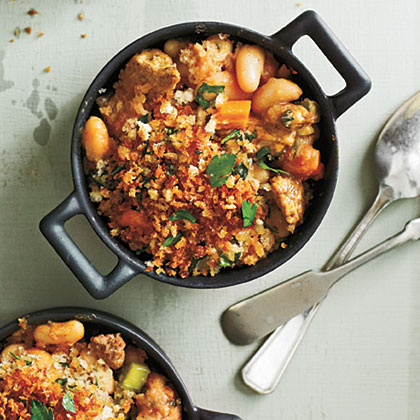 Cassoulet in a Flash