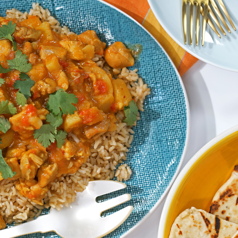 <p>Chicken Korma</p>