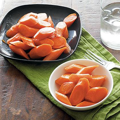 Honey-Orange Carrots