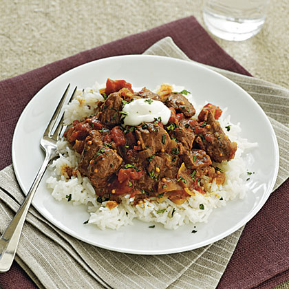 Indian Lamb Curry