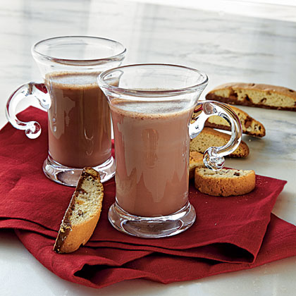 oh-Mocha Hot Chocolate