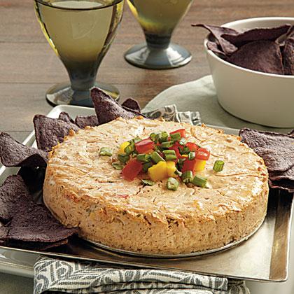 Salsa Cheesecake