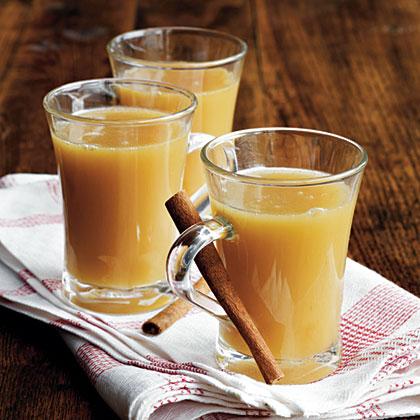 Spiced Caramel Apple Cider