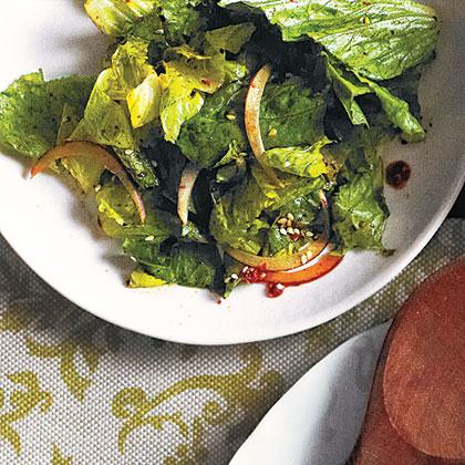 Simple Sesame Salad