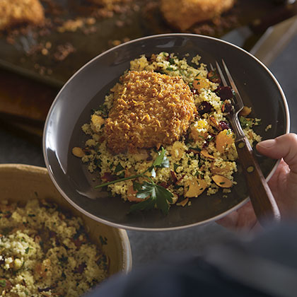 Kraft: Smokey Mesquite Pork Chops with Couscous Salad